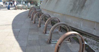 Paraciclos Trensurb Cicloatividade
