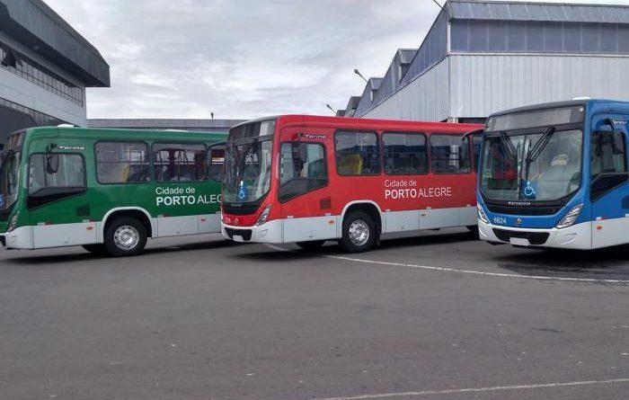 Ônibus de Porto Alegre