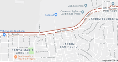 Avenida Setório