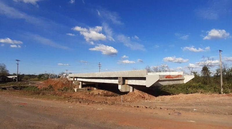 Ponte sobre o Arroio Pampa