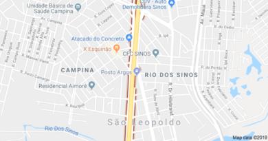 Rodovia BR-116 Rio dos Sinos