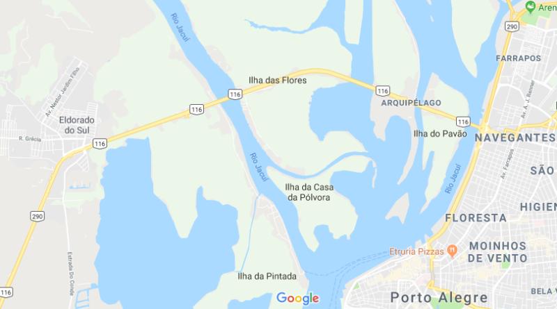 Rodovia BR-290 Porto Alegre