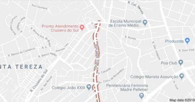 Rua Sepé Tiaraju