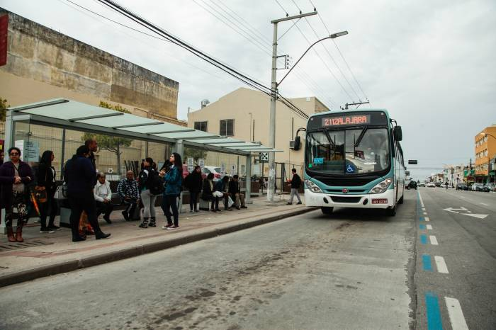 Ônibus de Pelotas