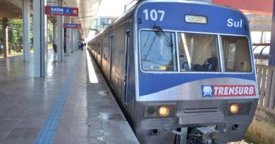 Trensurb Trens