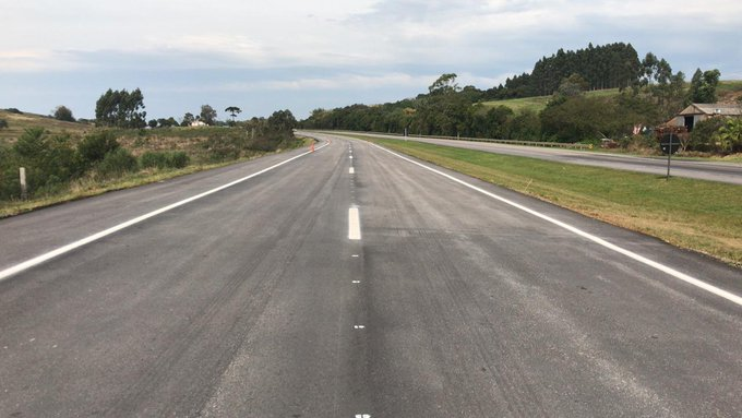 BR-116 São Lourenço do Sul