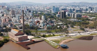 Orla do Guaíba