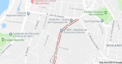 Rua Corrêa Lima