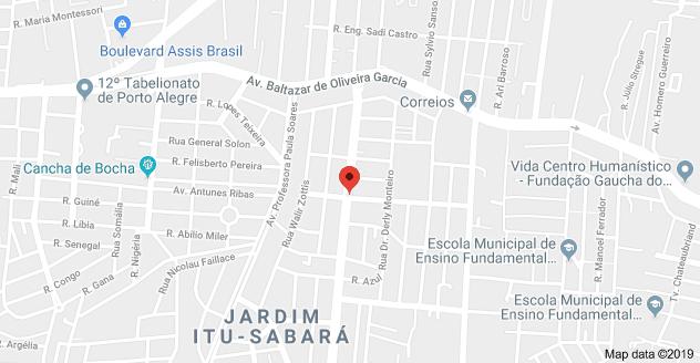 Jardim Itu-Sabará
