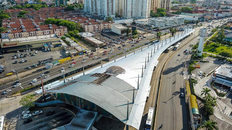 Obras Terminal Triângulo