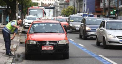 Táxis em Porto Alegre