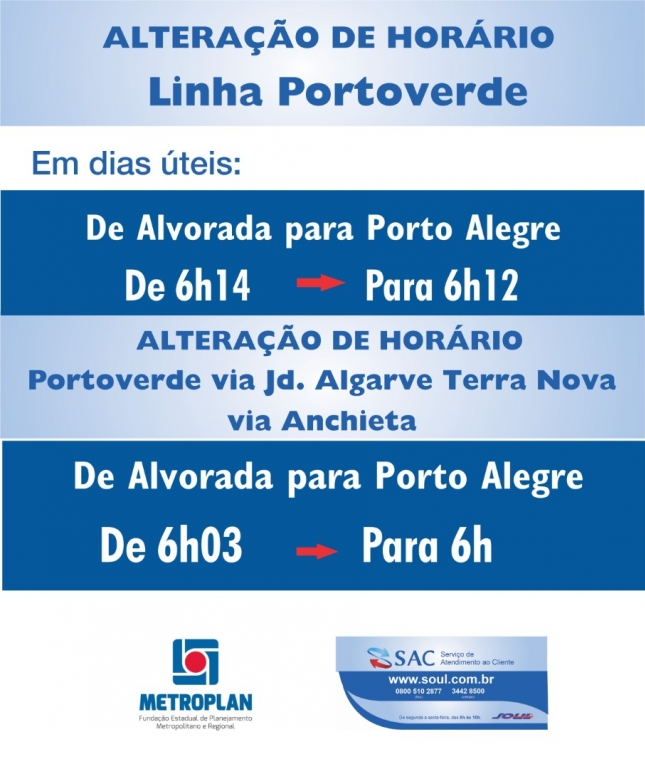 Linha Portoverde