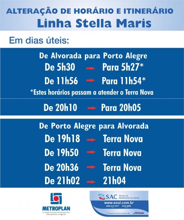 Linha Stella Maris
