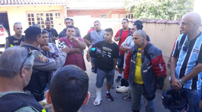 Motociclistas Porto Alegre
