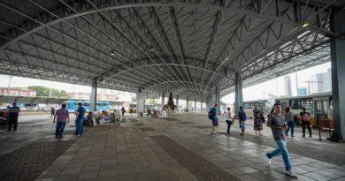 Terminal Triângulo Cobertura