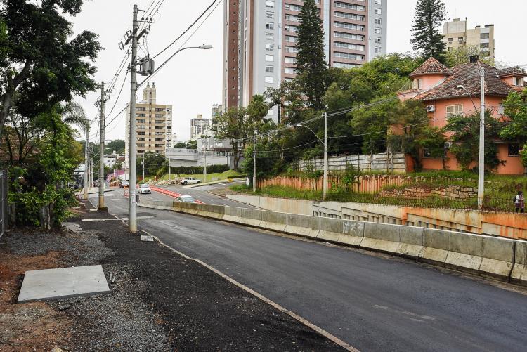 Trincheira Avenida Cristóvão Colombo