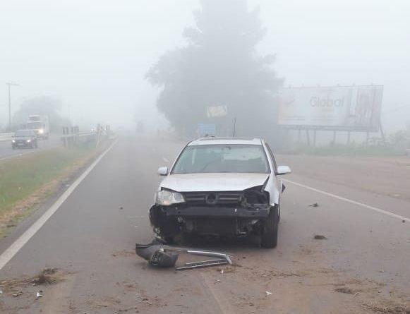 Acidente em Sapiranga