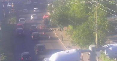 Atropelamento Avenida Cavalhada