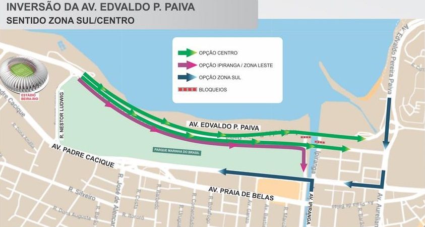 Avenida Edvaldo Pereira Paiva