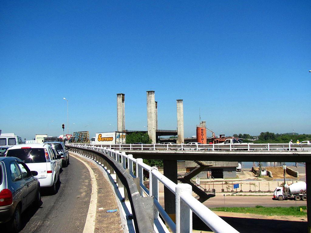 Obras Ponte do Guaíba