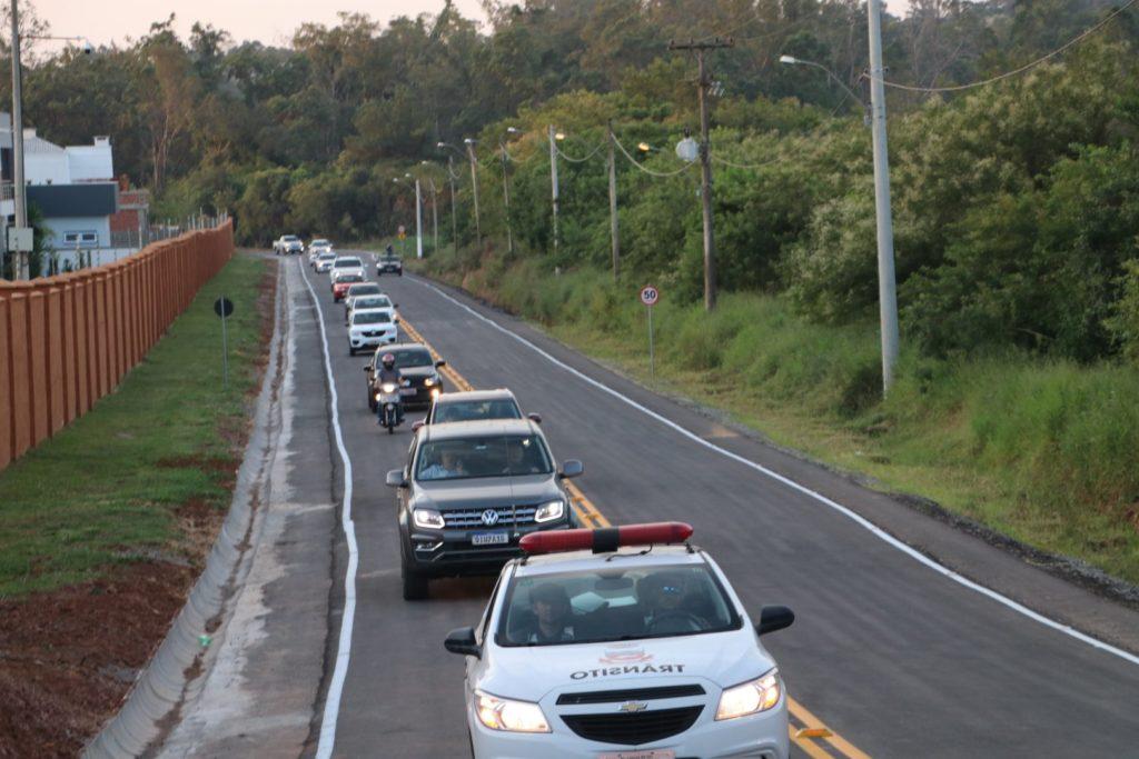 Estrada Neópolis