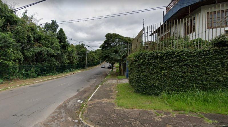 Rua Barão de Santo