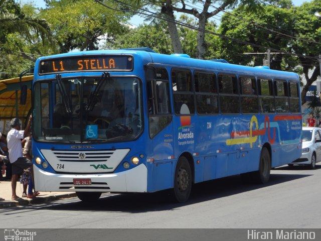 Ônibus Alvorada