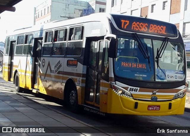 Carris Ônibus em Porto Alegre