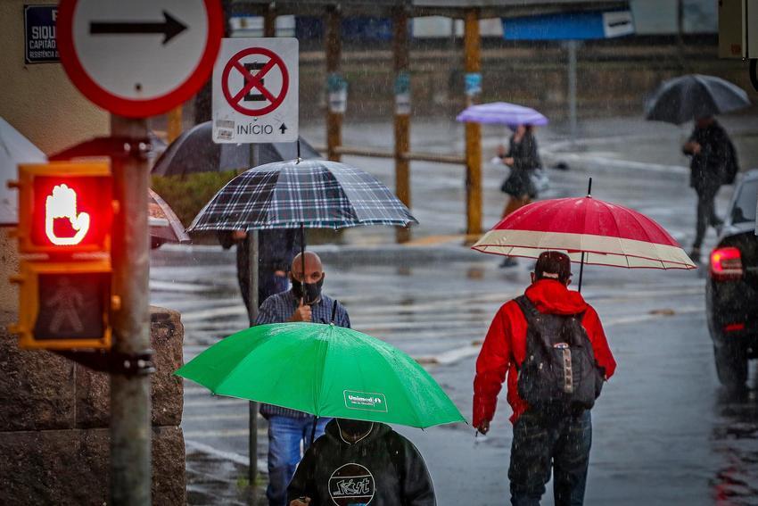 Chuva Porto Alegre Terça