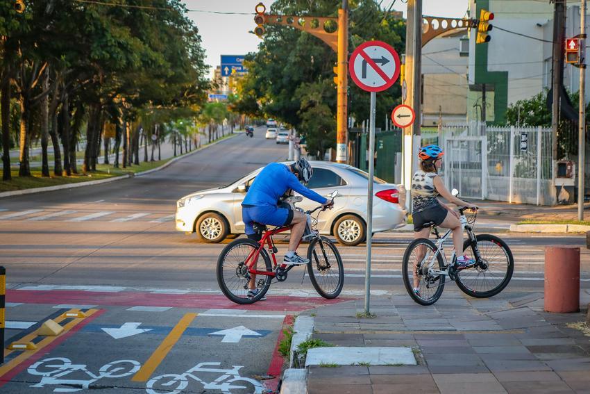 Ciclovia da Avenida Ipiranga