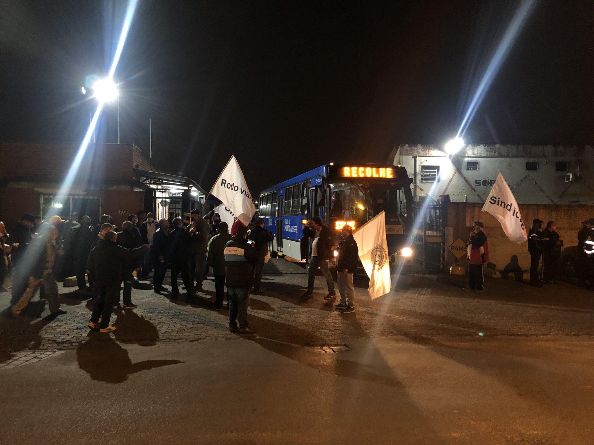 Protesto Sopal