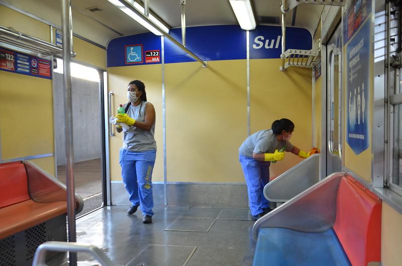 Trens em Porto Alegre