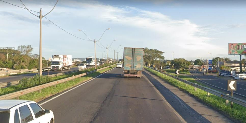BR-116 São Leopoldo Trânsito