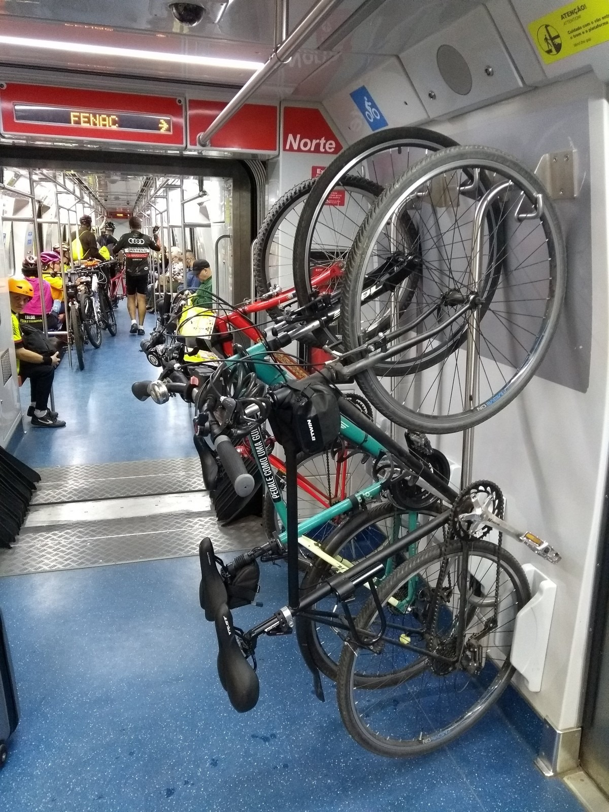 Bicicleta Trensurb