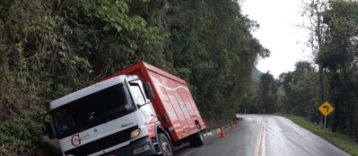 Caminhão Bento Gonçalves