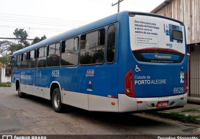 Ônibus Sopal Porto Alegre