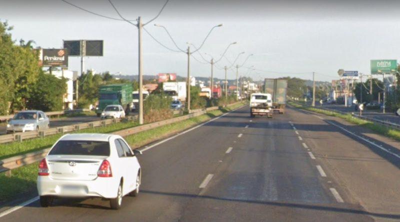 BR-116 São Leopoldo Trecho