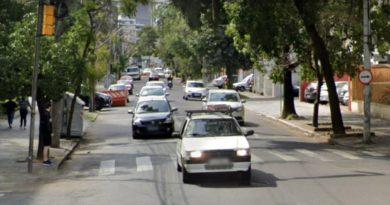 Rua Quintino Bocaiúva