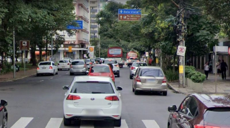 Avenida Independência Rua Ramiro Barcelos