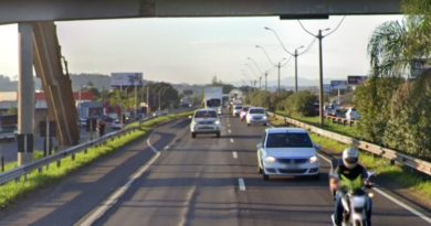 BR-116 Campina São Leopoldo