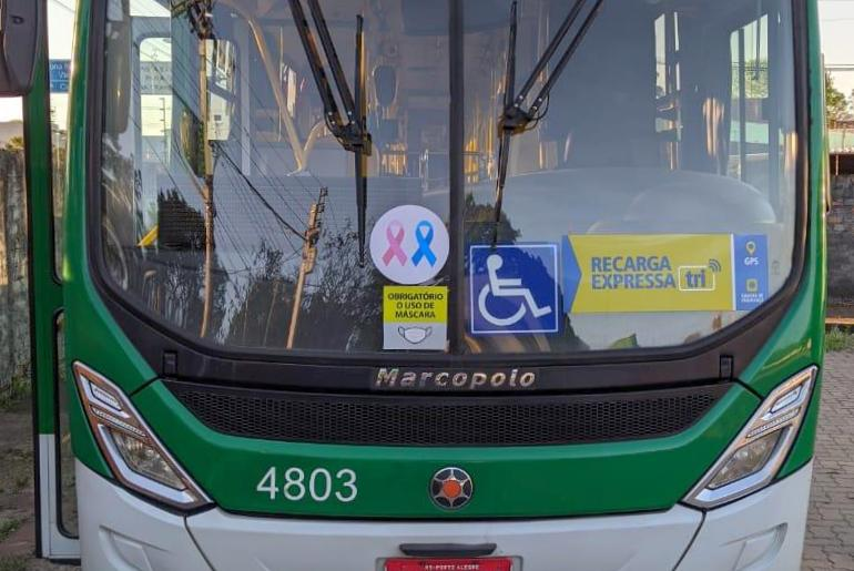 Adesivo Ônibus