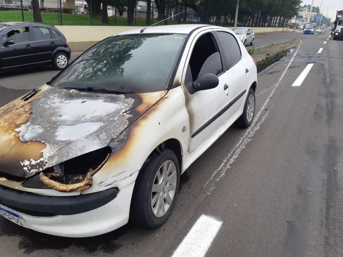 Carro Fogo Peugeot