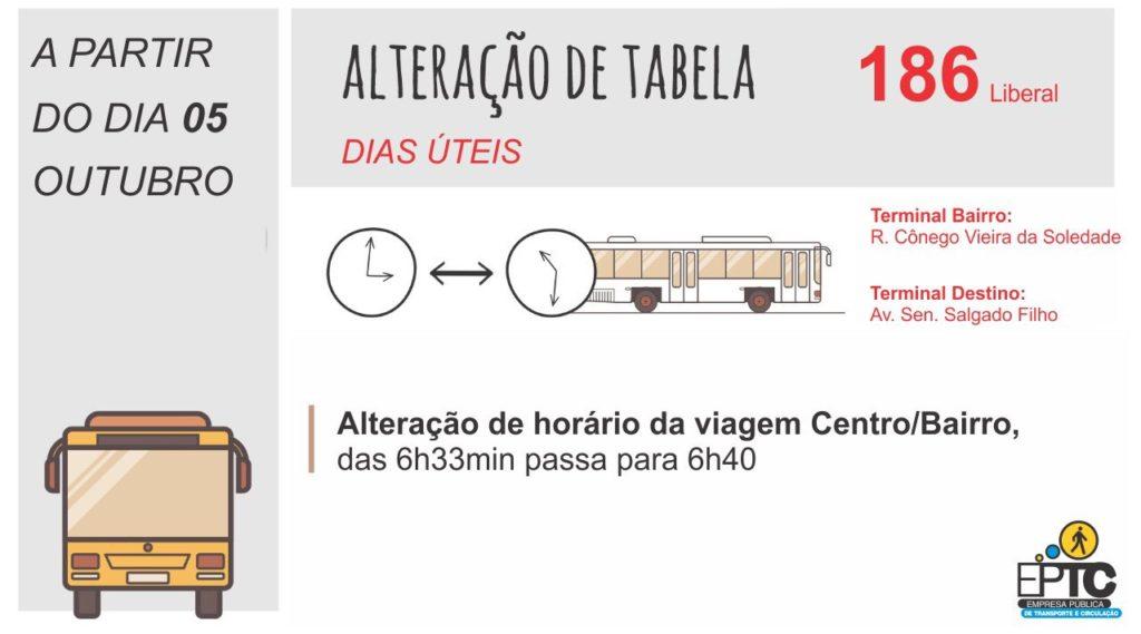 Linha 186