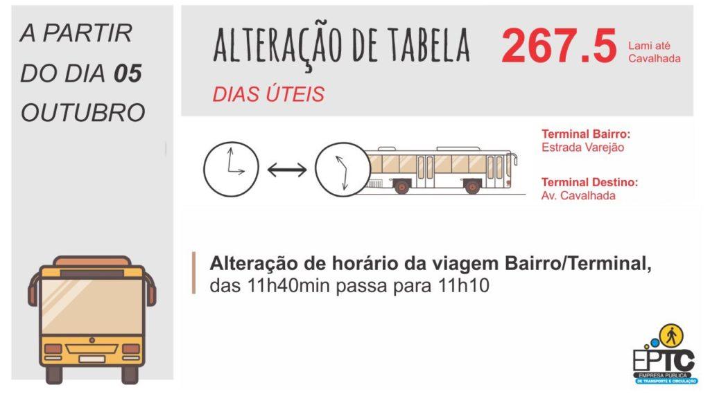 Linha 267