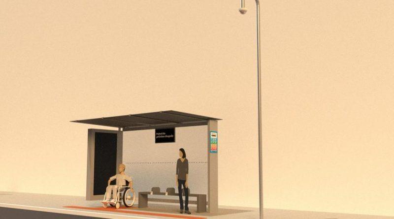 Abrigo de ônibus