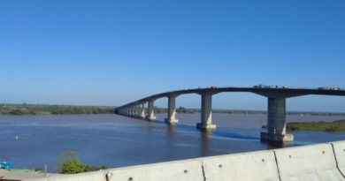 Obras Nova Ponte do Guaíba