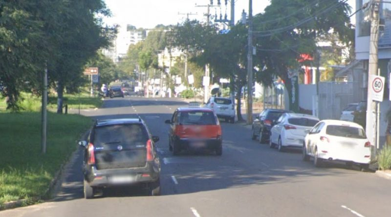 Avenida Wenceslau Escobar Porto Alegre