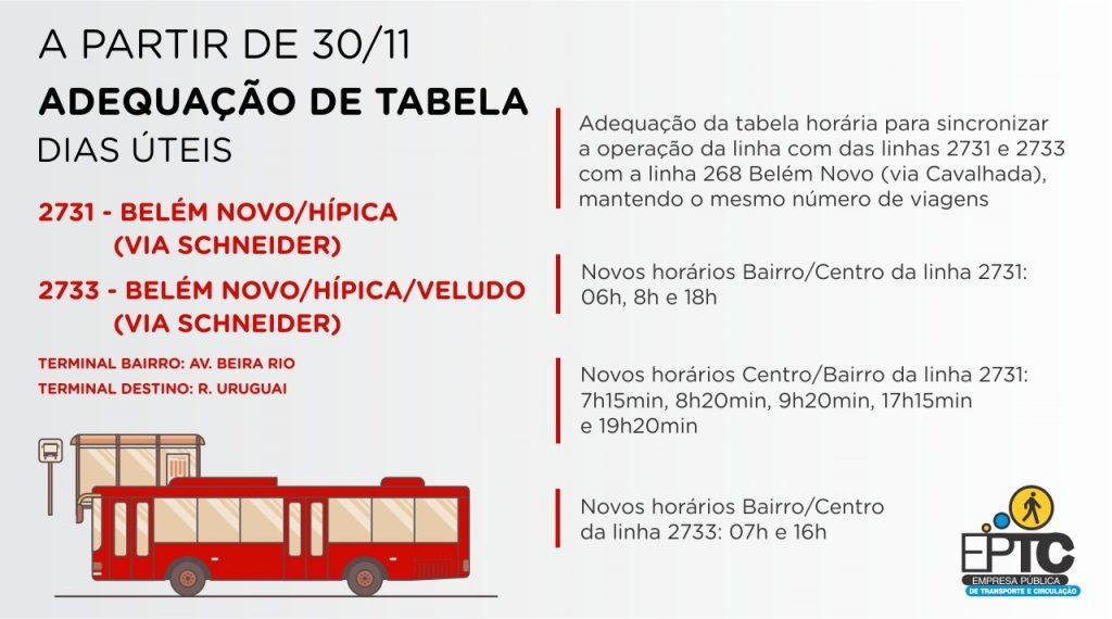 2731 e 2733 Belém Novo