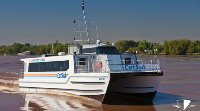 Catamarã Porto Alegre Guaíba