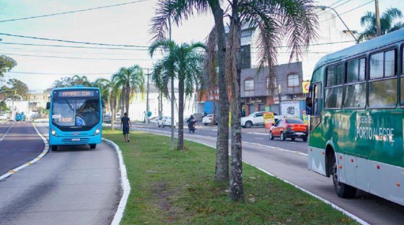 Ônibus em Porto Alegre Transporte